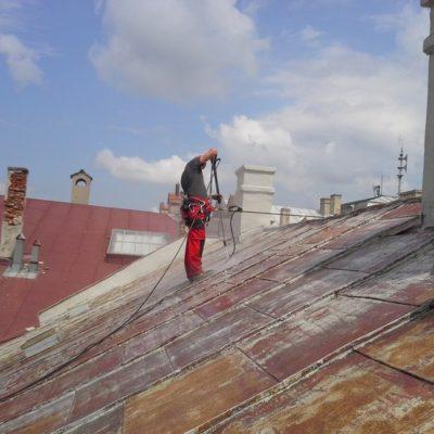 Maľovanie strechy - Prešov - ProRoof