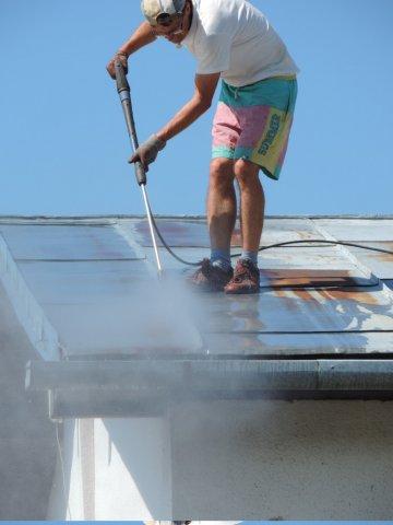 Náter strechy - Ihľany - ProRoof