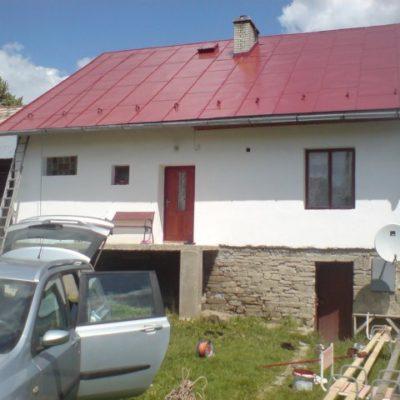 Náter strechy - Malá Franková - ProRoof