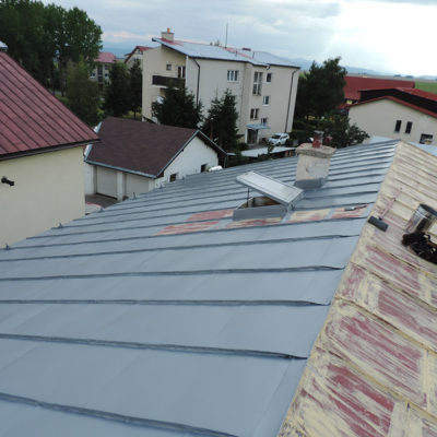 Náter strechy - Veľká Lomnica - ProRoof