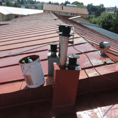 Náter strechy veľkoobchod Megas Trade - Kežmarok - ProRoof
