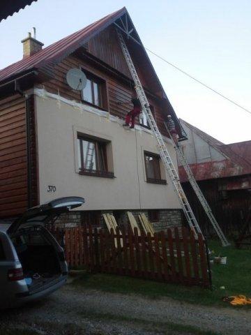 Náter tatranského profilu - Ždiar - ProRoof