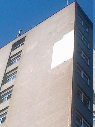 Oprava fasády Prešovská Univerzita v Prešove - ProRoof