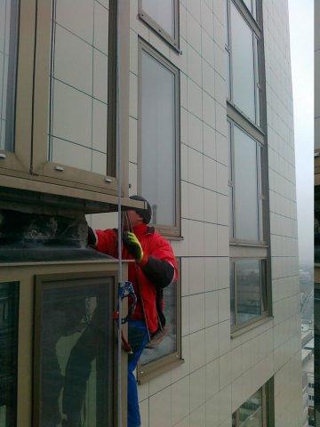 Oprava fasády Vienna Gate - Bratislava - ProRoof