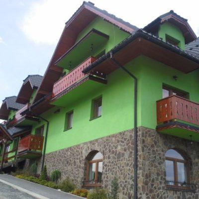 Renovácia tatranského profilu na penzióne Šafran - Ždiar - ProRoof