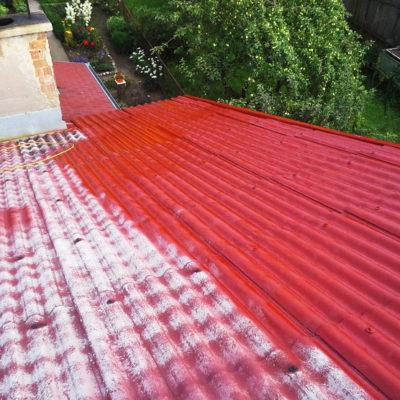 Čistenie a nástrek strechy - Huncovce - ProRoof