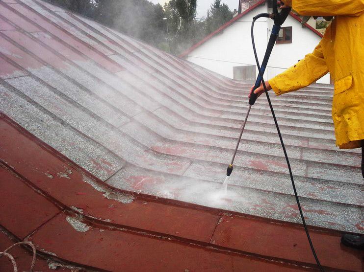 Čistenie strechy - Poprad Stráže - ProRoof