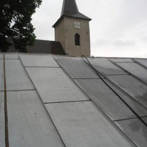 Náter fary - Spišská Stará Ves - ProRoof