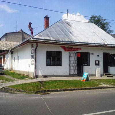 Náter strechy - Spišská Nová Ves - ProRoof