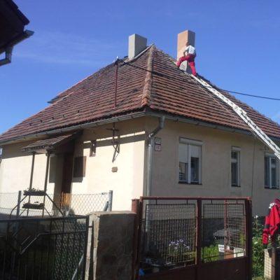 Oprava komínov - Poprad Veľká - ProRoof