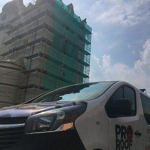 Opravy fasád ProRoof