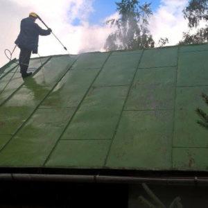 Čistenie striech a iných povrchov - ProRoof
