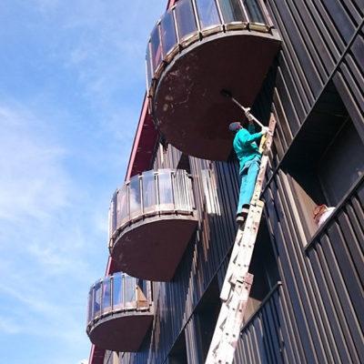 Removácia drevených častí a balkónov - Hotel Kolowrat - Tatranská Javorina - ProRoof